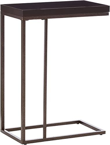 Enjoy Exclusive For Monarch Specialties Accent Table Bronze Metal Cappuccino Online Looknewshop In 2020 Accent Table Metal Accent Table Round Coffee Table Living Room