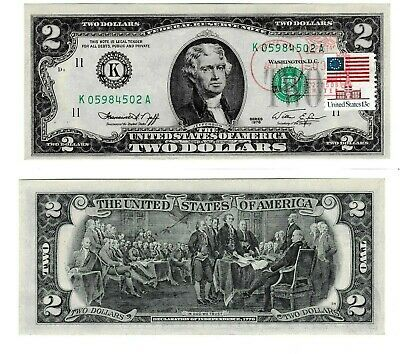 First Day Issue 2 1976 Federal Reserve Note Dallas Texas Stamped Uncirculated Find Many Great New Used Options And Get T Two Dollars 2 Dollar Bill Dollar