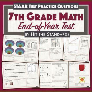 8th Grade Math Final Exam Analysis End Of Year