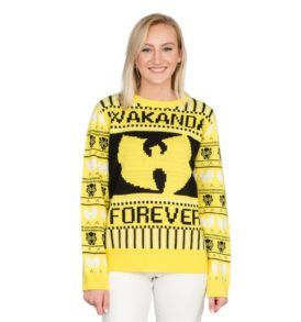 Wu Tang Clan Ugly Christmas Sweater Ugly Christmas Sweater