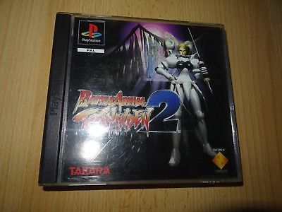Battle Arena Toshinden 2 Playstation 1 Ps1 Pal Version