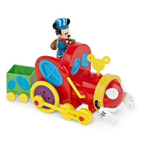 Disney Collection Mickey Mouse Train Playset - JCPenney