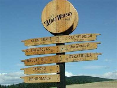 Echte Schotse whisky
