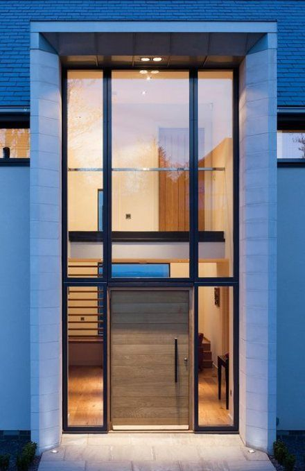 House Front Door Glass Entrance 20 Ideas For 2019 House In 2020