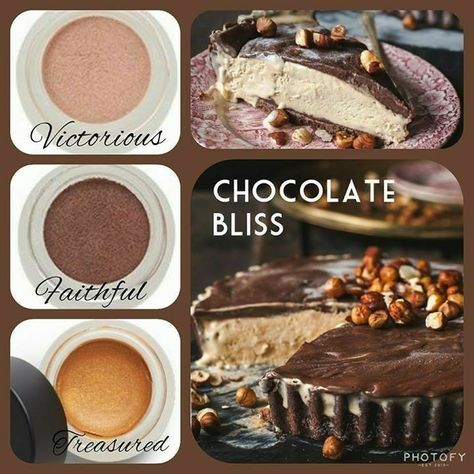 younique Chocolate Bliss ~ #YSisters...