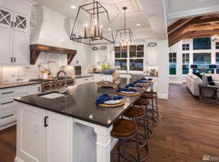 4206 132nd Ave Ne Bellevue Wa 98005 Zillow Home Custom Homes Kitchen