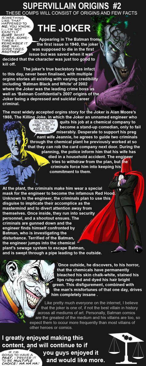 Supervillian origins (joker) - Imgur