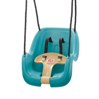 Step2 Infant To Toddler Swing Turquoise Target Toddler Swing Baby Swing Outdoor Outdoor Baby