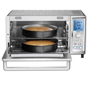 Cuisinart Stainless Steel Toaster Oven Tob 260n1 The Home Depot Stainless Steel Oven Toaster Oven Convection Toaster Oven