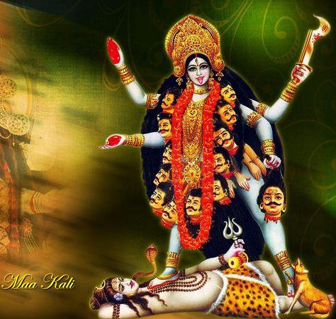 Kali Maa Hd Wallpaper Maa Wallpaper Durga Maa Kali Mata