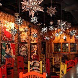Best Mexican Restaurant Interior Design Ideas Images On - Mexican restaurant decoration ideas