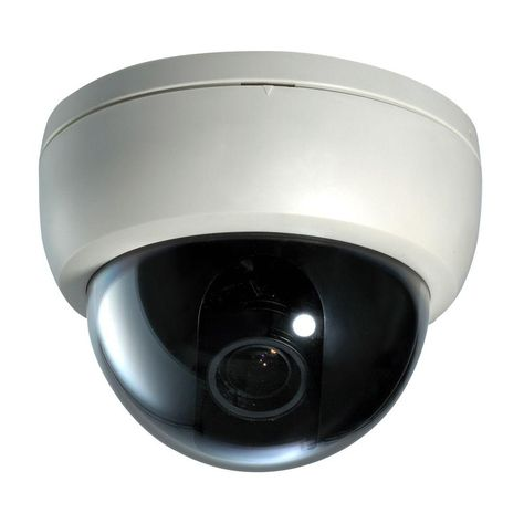 Indoor Outdoor Color Security Camera