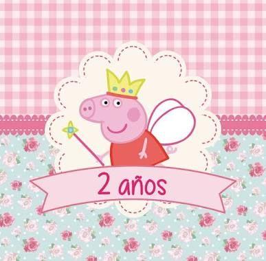 innovative design purchase cheap details for Resultado de imagen para peppa pig tarjetas de cumpleaños ...