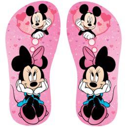 Estampa Para Chinelo Turma Do Mickey 000973 Chinelos Florais