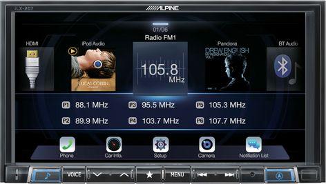 Does not Play CDs Alpine UTE-73BT Advanced Bluetooth Mech-Less Digital Media Receiver