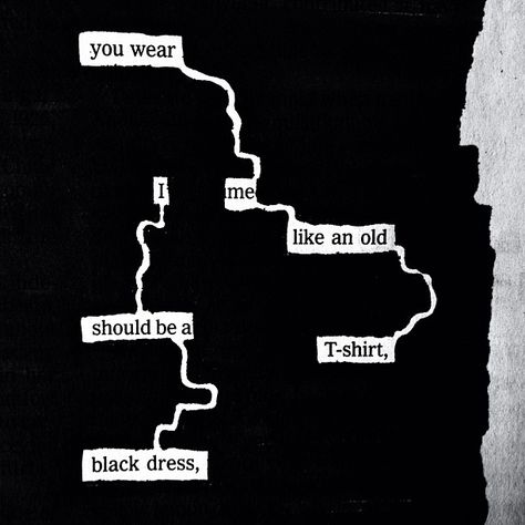 This site is a companion to the book Newspaper Blackout by Austin Kleon. It's a place where anyone can share their attempts at blackout poetry. Blackout Poetry, The Words, Pretty Words, Beautiful Words, Found Poetry, Poesia Visual, Shel Silverstein, Poetry Art, Up Book