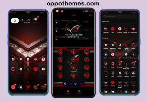 Download Tema Oppo Realme Tembus Semua Aplikasi Terbaru 2020 Themes For Mobile Themes App Galaxy Theme