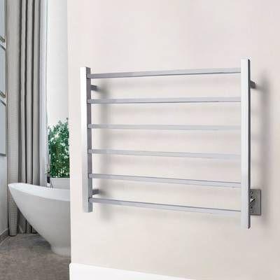 Koze Wall Mount Electric Towel Warmer Towel Warmer Electric Towel Warmer Heated Towel Rack