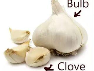 يمن تكنولوجيا How Many Cloves Of Garlic In A Tablespoon Garlic Garlic Cloves Clove