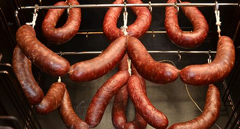 Cwc Venison Kielbasa Cabela S Venison Sausage Recipes Sausage Smoked Food Recipes