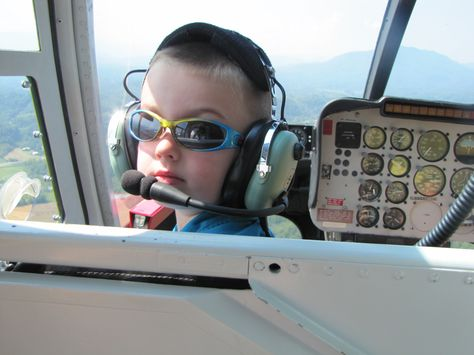 Flying in Helicopters