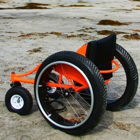 BOX Beach Bomber Wheelchair