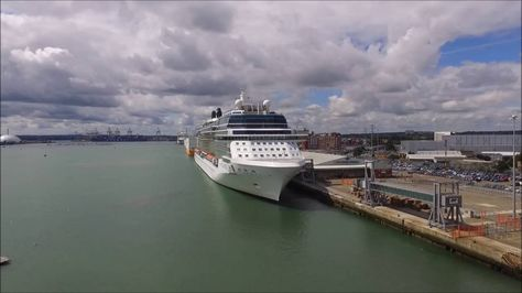 Celebrity Ecplipse Cruise Ship Southampton Filmed With Dji Phantom Youtube Celebrity Eclipse Cruise Celebrity Eclipse Summer Vacation Destinations