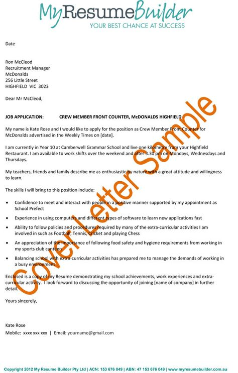 How to Write a Cover Letter for a Resume Easily Cover Letter - cover letters for nurses