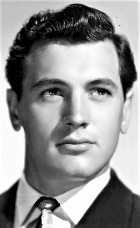 Young Rock Hudson Old Hollywood Stars Classic Hollywood Hollywood Actor