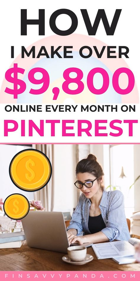 How To Make Money On Pinterest and Earn Extra Cash From Home