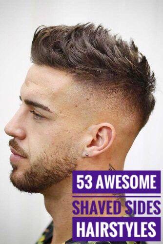 53 Splendid Shaved Sides Hairstyles For Men High Fade Haircut Mens Haircuts Fade Mens High Fade Haircut