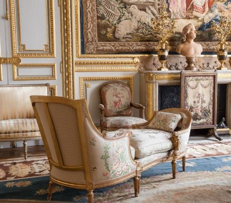 Mary Cassatt In Paris Country House Decor French Furniture