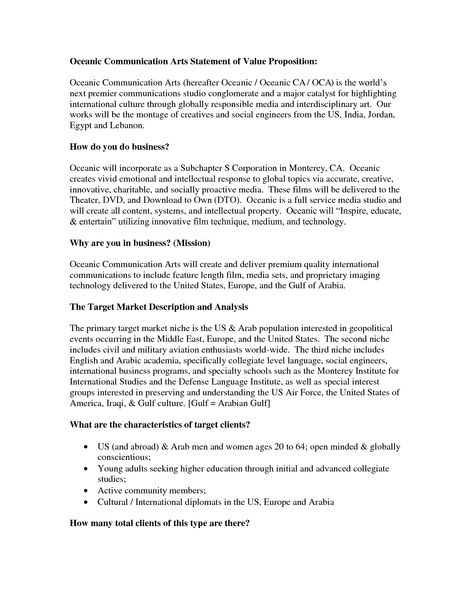 value proposition template public policy work {jam} Pinterest - business proposition template