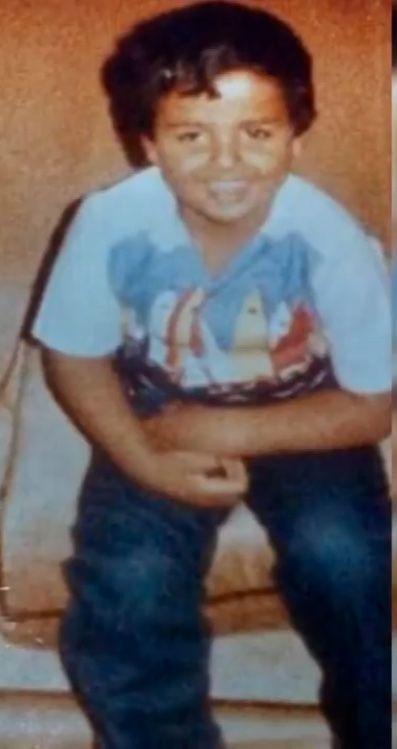 Amir Tamim As A Little Boy Little Boys Boys Men