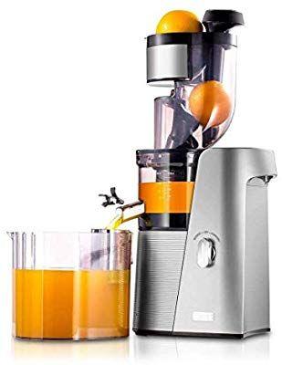 Amazon Com Skg A10 Cold Press Slow Masticating Juicer 36 Rpm Quiet High Yield Anti Oxidation E Best Masticating Juicer Cold Press Juicer Masticating Juicers