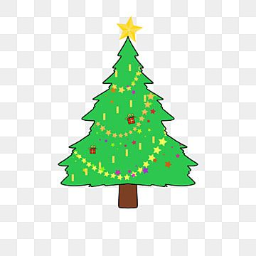 Christmas Tree Cartoon Style Christmas Tree Christmas Tree Cartoon Christmas Tree Map Png Transparent Clipart Image And Psd File For Free Download In 2020 Christmas Tree Background Cartoon Christmas Tree Christmas Typography