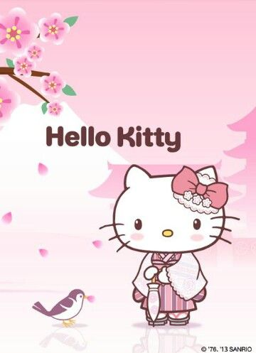 Hello Kitty Miss Marple