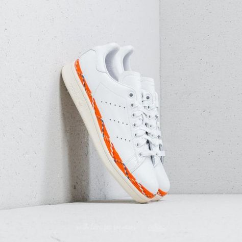 adidas Stan Smith New Bold W Ftw White  Ftw White  Off White at a great  price £100 availability immediately only at Footshop.eu! 520b11de7