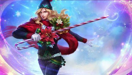 Christmas Carnival Lancelot.Lancelot Christmas Carnival By Makinig Legends Mobile
