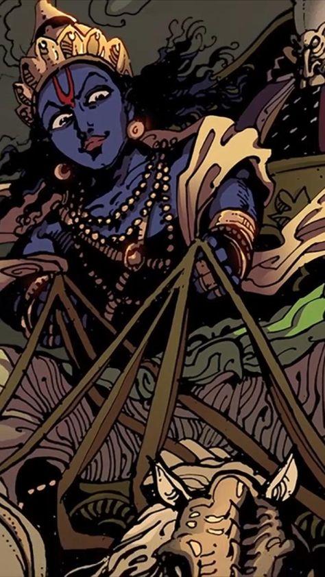 Shri Ram Wallpaper, Lord Krishna Hd Wallpaper, Lord Vishnu Wallpapers, Hinduism History, Iphone Wallpaper Music, Indian Comics, Nurse Art, Lord Shiva Painting, Krishna Art