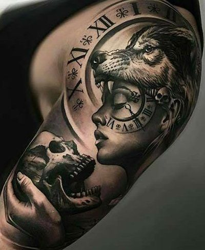1200 Tatuajes Para Hombres 2019 Fotos Tatuajes Para Hombres Mejores Tatuajes Para Hombres Diseno Del Tatuaje De Lobo