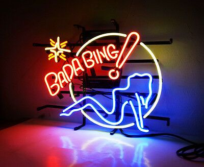Iowa State Cyclones Vintage Man Cave Beer Bar Neon Sign Light Window Wall