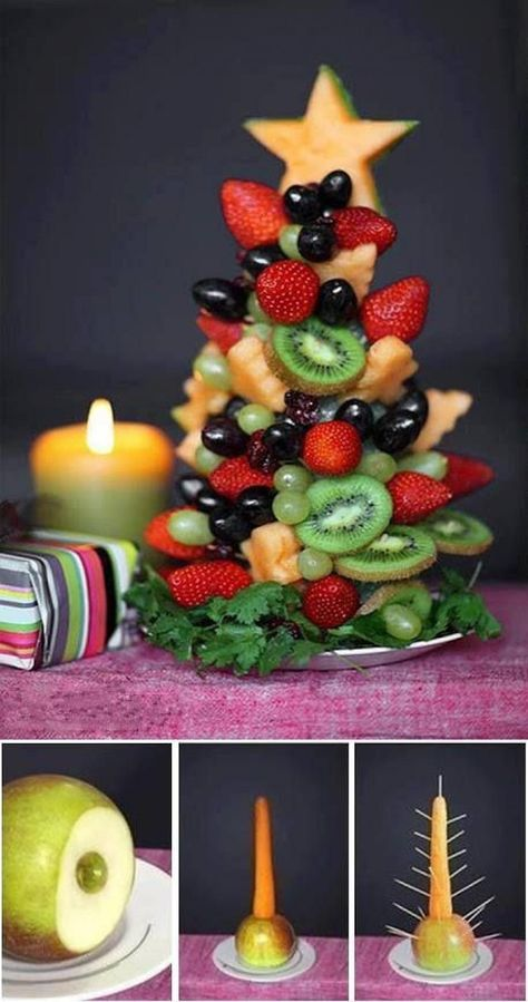 Menu Simple Repas De Noel.Pour Une Table Des Fetes Sensationnelle 12 Idees De