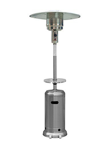 Az Patio Heaters Hlds01 Bst Tall Stainless Steel Patio He Https Www Amazon Com Dp B000apsplg Ref Cm S Patio Heater Outdoor Propane Heater Gas Patio Heater