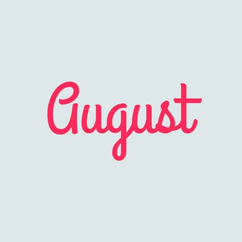 August - Traditional Boys' Names That Are Super Cute for Girls - Photos