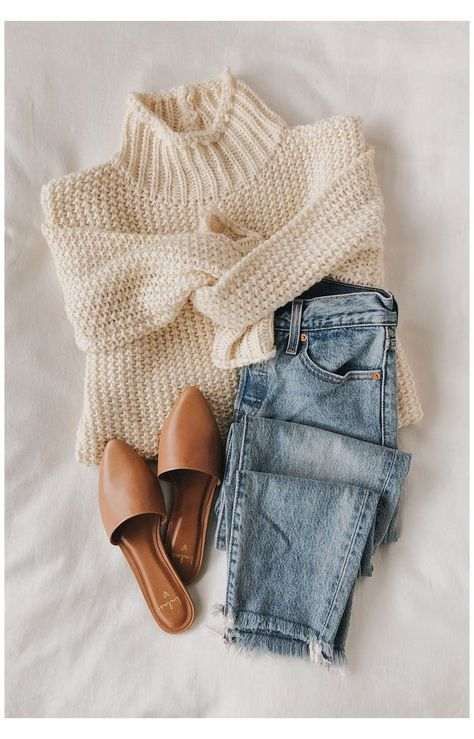 Mode Outfits, Casual Outfits, Fashion Outfits, Hipster Fall Outfits, Hijab Casual, Flannel Outfits, Fashion Ideas, Fall Winter Outfits, Autumn Winter Fashion