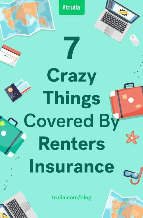 What Does Renters Insurance Cover 7 Surprising Things Real Estate 101 Trulia Blog Tenant Insurance Renters Insurance Homeowners Insurance