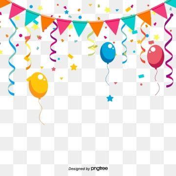 Den Rozhdeniya Flag Mnogocvetnaya Girlyanda Visit Zoloto Illyustraciya Ramka Png I Vektor Png Dlya Besplatnoj Zagruzki Colorful Birthday Party Colorful Birthday Party Decorations Birthday Party Clipart