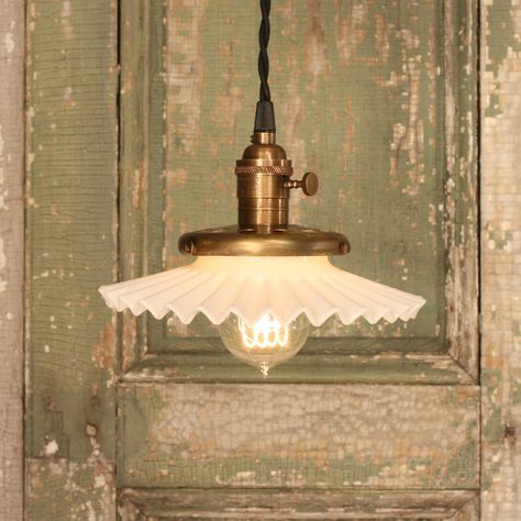 Lighting With Vintage Petticoat Style