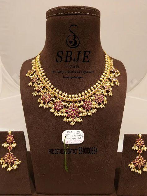 Sri Balaji Jewellers and Exporters <br> and Ground Floor <br> Sri Balaji Residency Himayat Nagar Hyderabad.